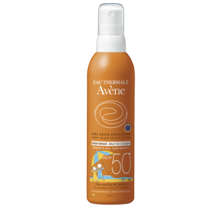 AVENE SPRAY NIÑOS SPF 50+ 200 ML