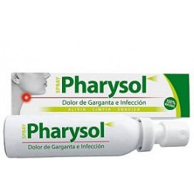 PHARYSOL GARGANTA E INFECCION 30 ML