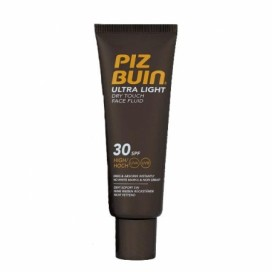 PIZ BUIN ULTRA LIGHT FLUIDO FACIAL DRY TOUCH SPF 30 50 ML