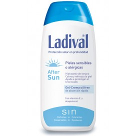LADIVAL AFTER SUN PIEL SENSIBLE 200 ML