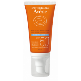 AVENE EMULSION SPF 50+ INCOLORA 50 ML
