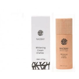 NAOBAY CREMA ANTIMANCHAS HIDRATANTE 50ML