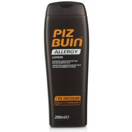 PIZ BUIN ALLERGY SPF 15 LOCION 200 ML