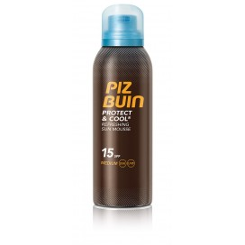 PIZ BUIN PROTECT & COOL MOUSSE SOLAR REFRESCANTE SPF 15 150 ML